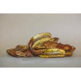 Banánové plátky BIO