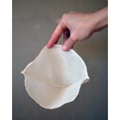 Pratelný filtr na kávu z biobavlny